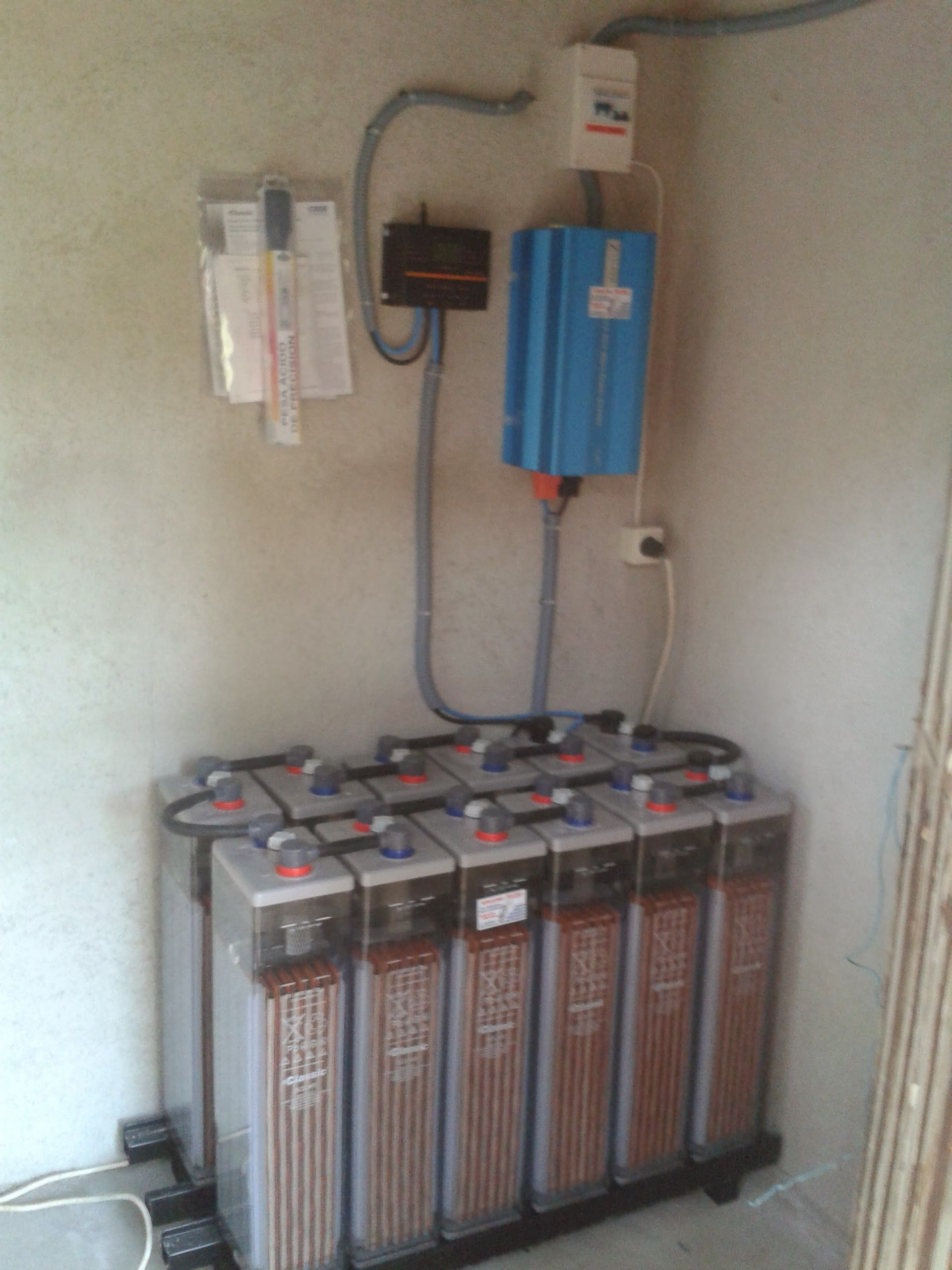 Foto 86 de Energías renovables en  | Instalaciones Pulido