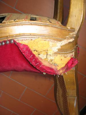 Rotura de asiento
