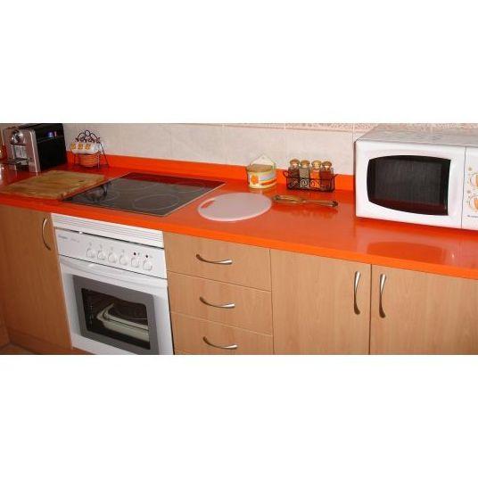 Silestone naranja: Nuestros trabajos de Cano, Granits i Marbres, S.C.C.L.