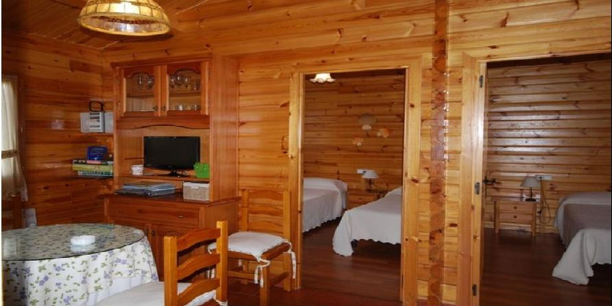 Cabañas completas : Catálogo de Cabañas Quercus Apartamentos Turísticos