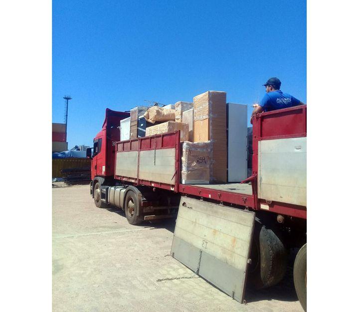 Envío de cajas Málaga Paraguay