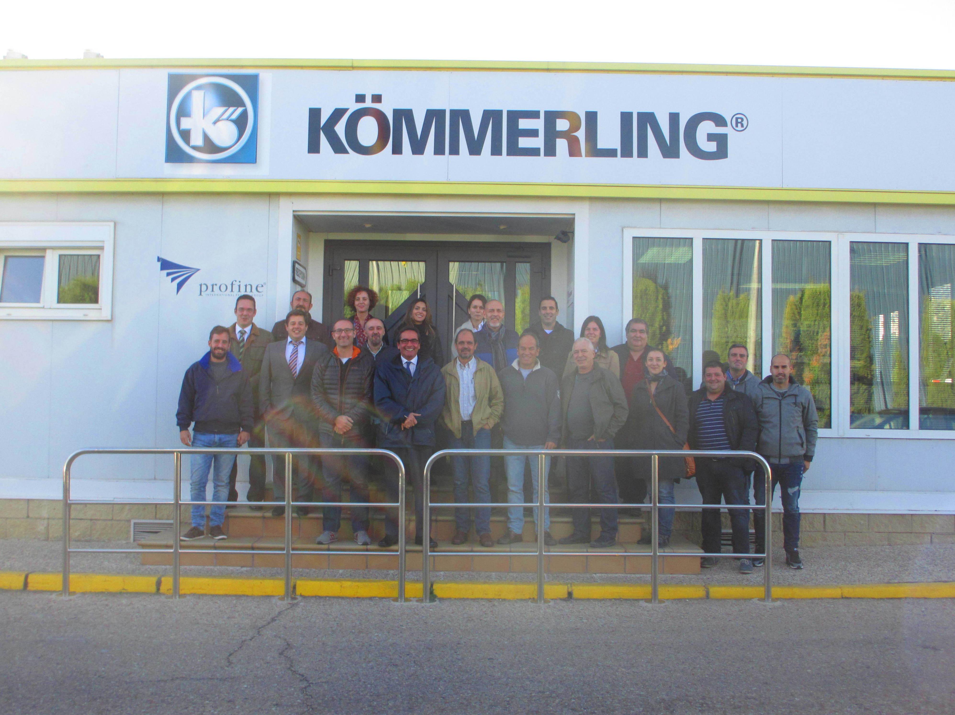 Curso distribuidores de KÖMMERLING