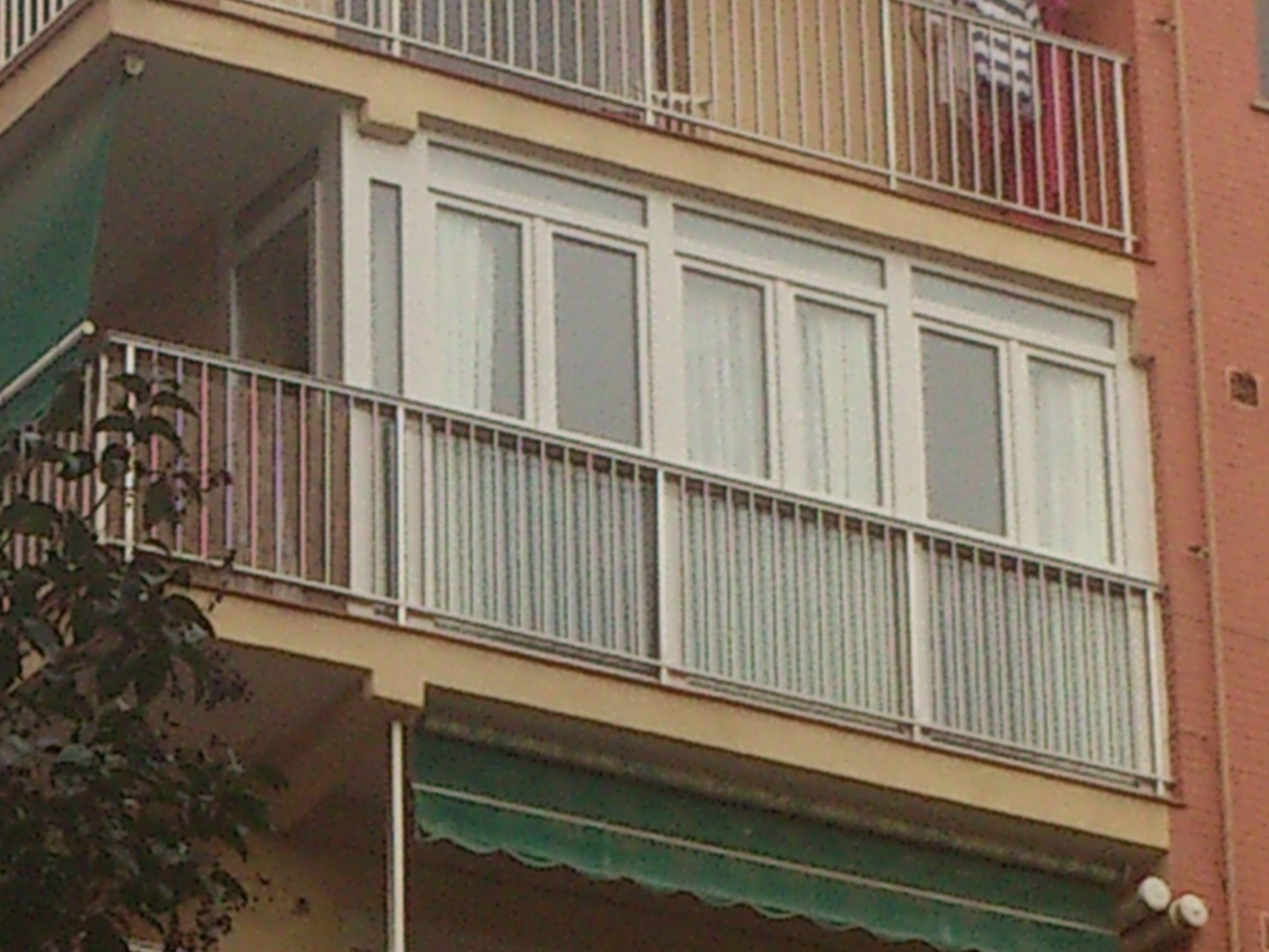 Mirador de PVC