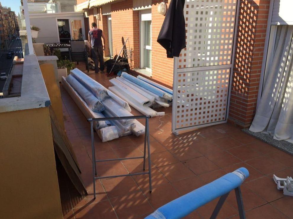 Cerramientos de aluminio en Valencia