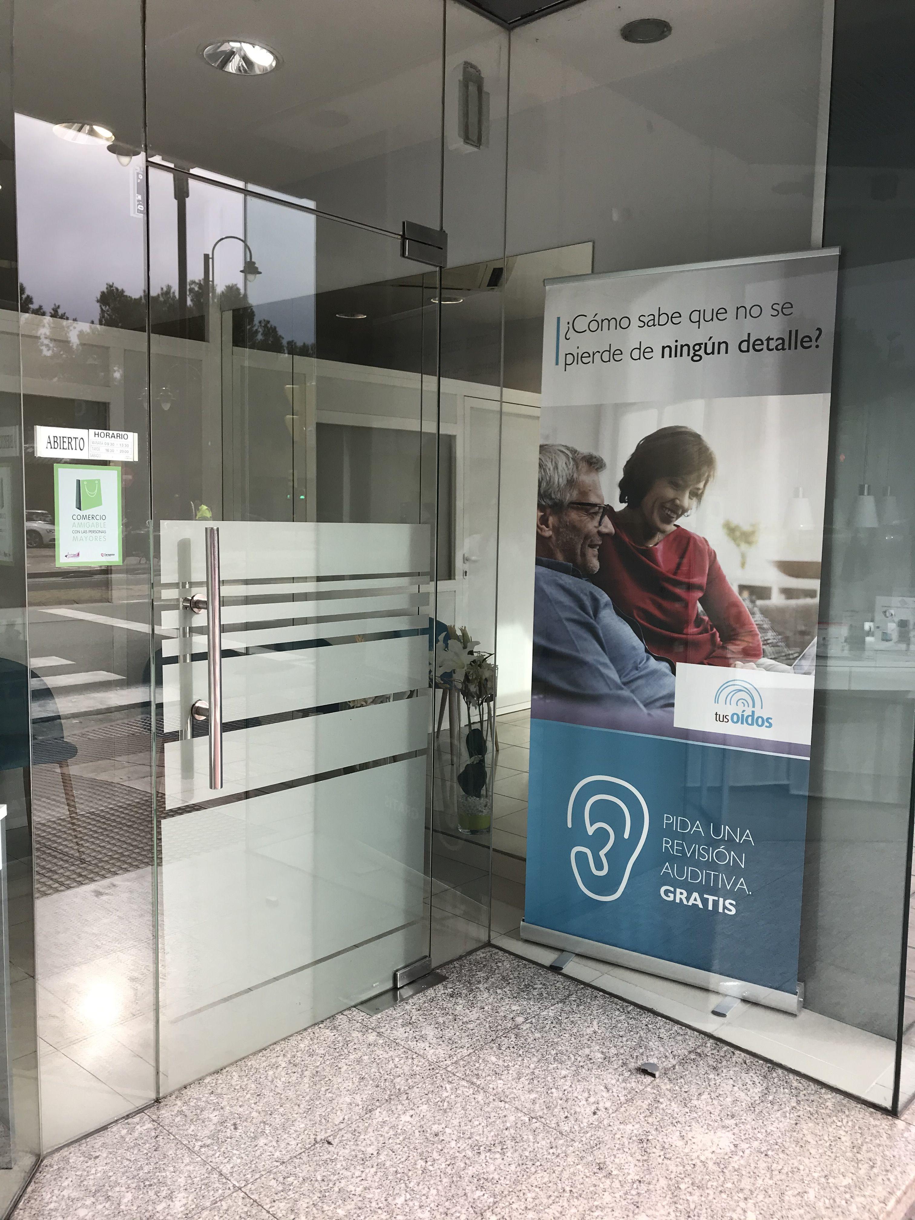 Revisión auditiva gratuita en Zaragoza. Centro auditivo Tus Oídos