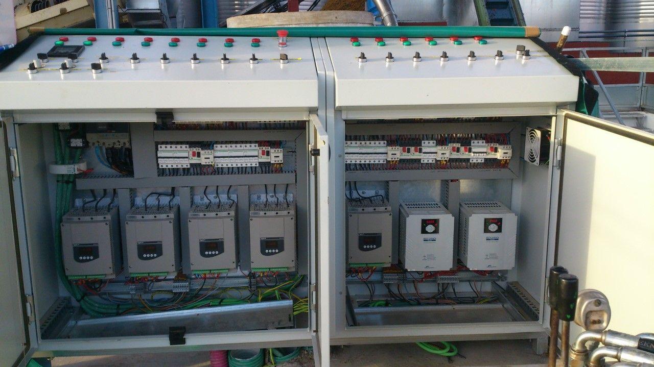 Montajes eléctricos  en Santa Cruz de Mudela