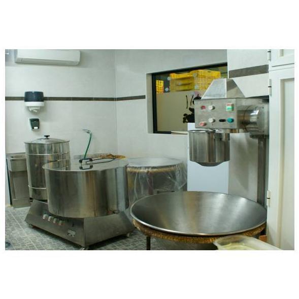 Maquinaria: Servicios de Churrería San Pelayo