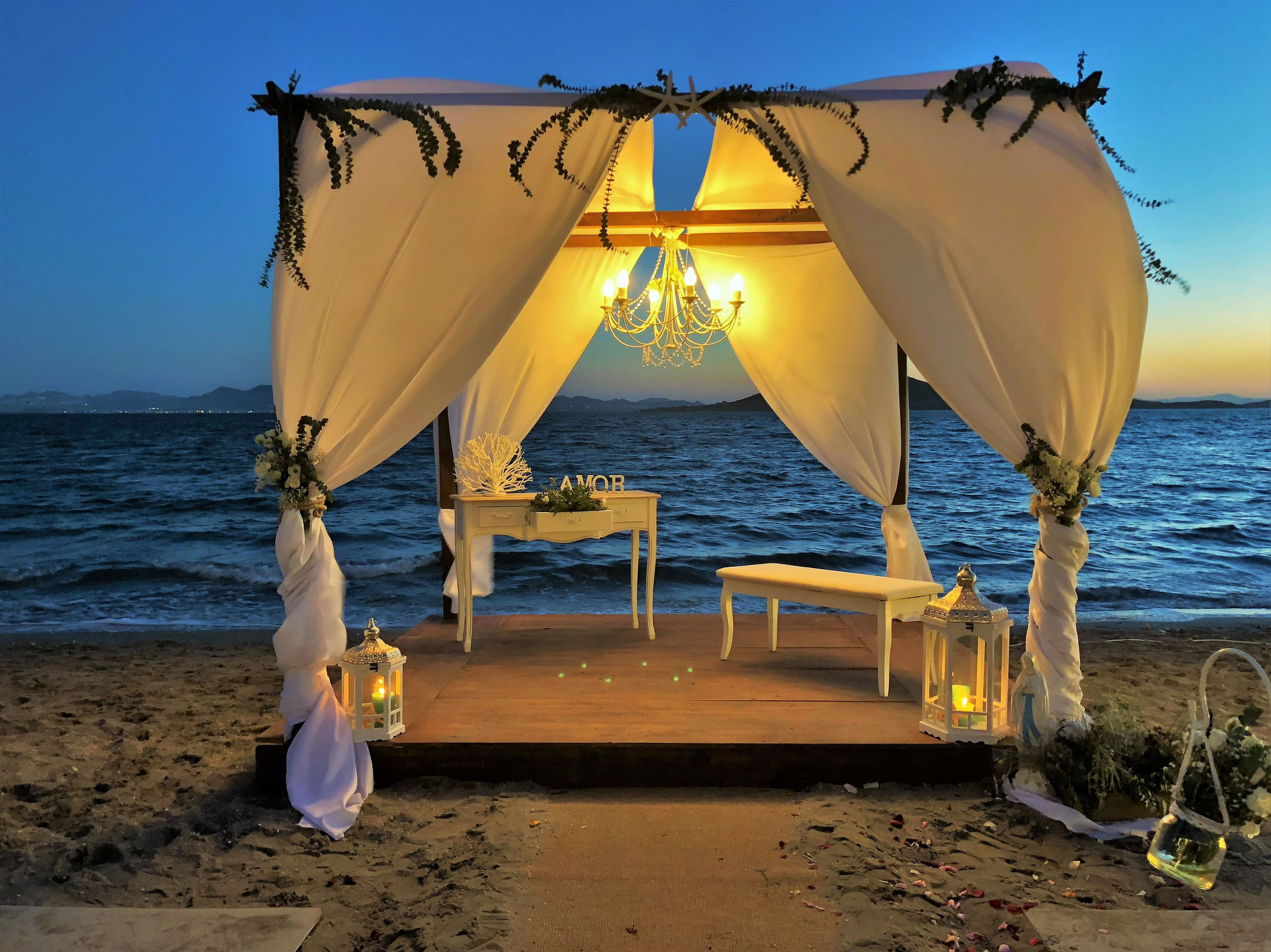 Arco grande playa