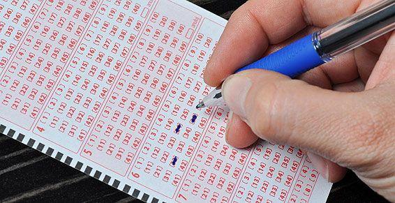 Apuestas de lotería