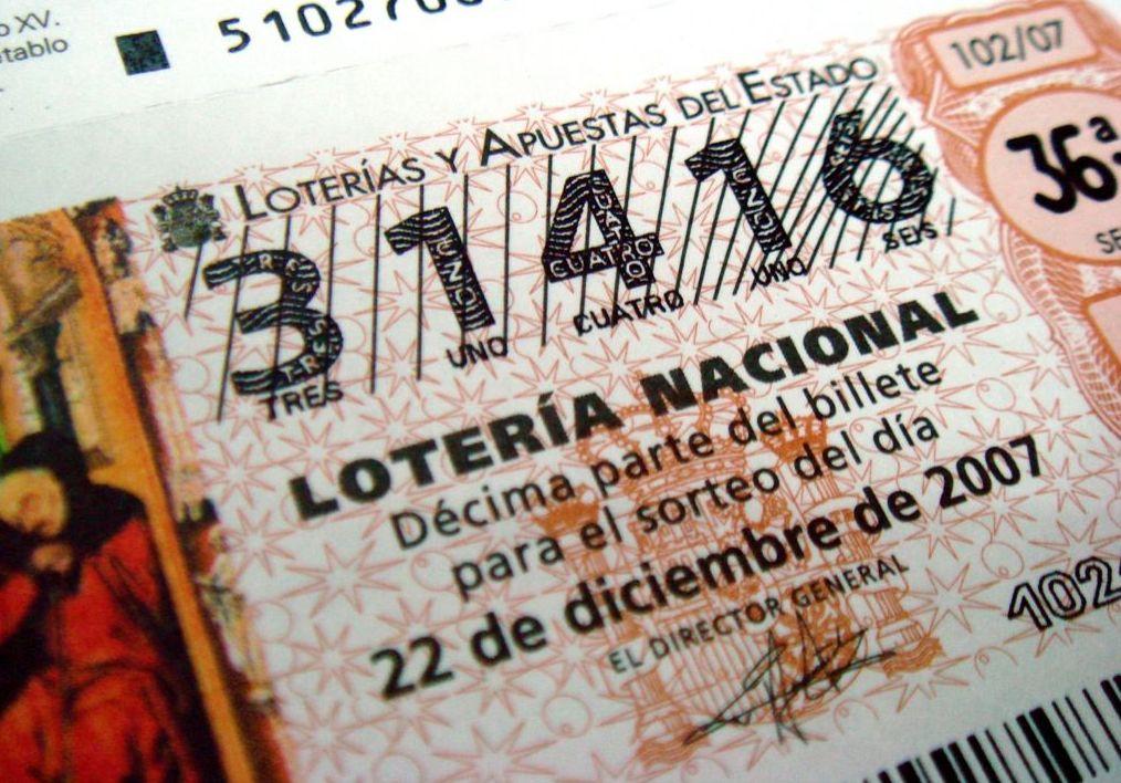 Lotería Nacional : Productos y servicios   de Expendeduría Nº 1 - Erroka Castrillejo Gabilondo