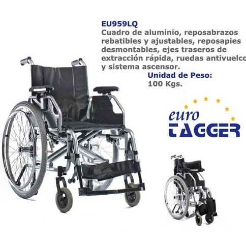 Aluminio : Productos y servicios  de Euro Tagger