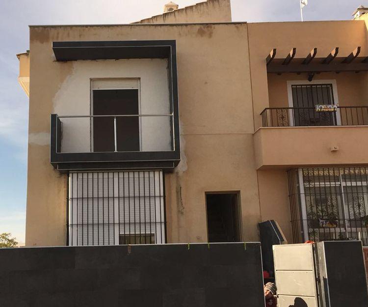 Rehabilitación de fachadas en Sevilla
