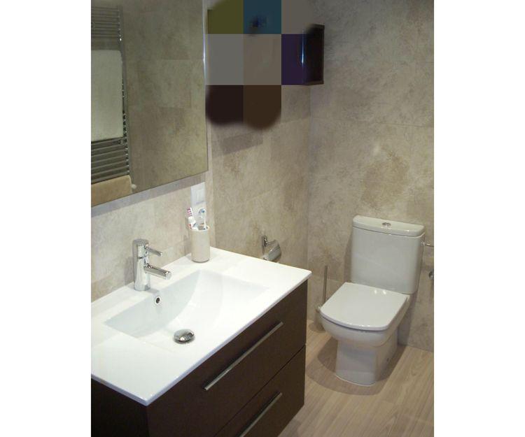 Reformas integrales de baños en Sevilla