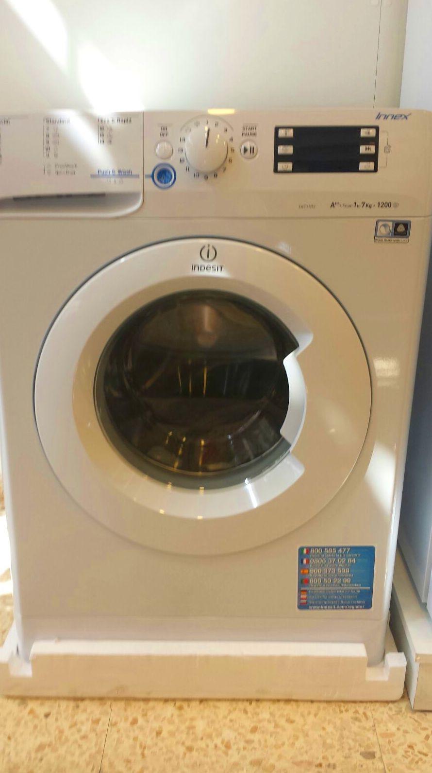 Oferta lavadoras Huelva. El Titan