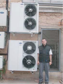 Nuestros servicios: servicios de Refrigeración Zuriaga