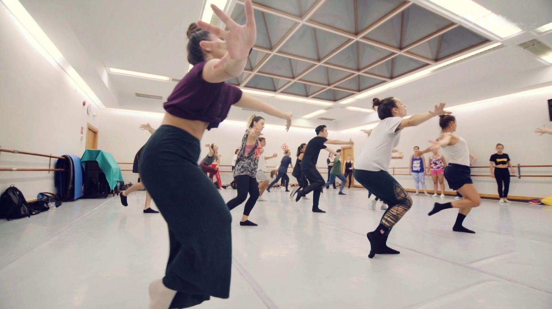Foto 4 de Clases para profesionales en  | Escuela de Danza Duque