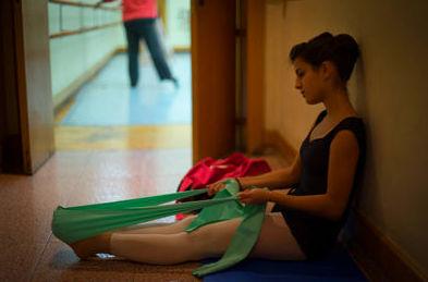 Foto 19 de Clases para profesionales en  | Escuela de Danza Duque