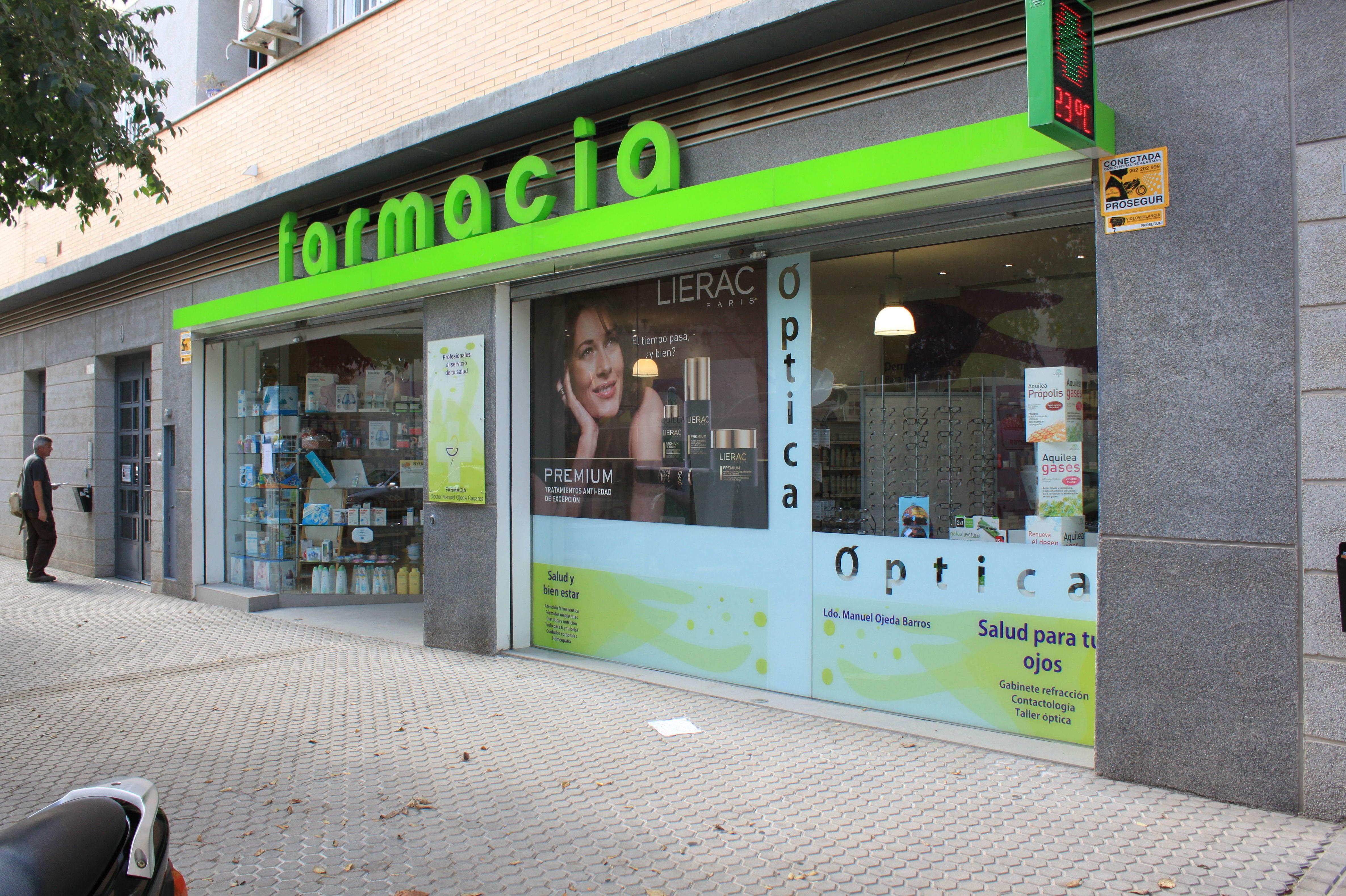 Farmacia Óptica en Sevilla