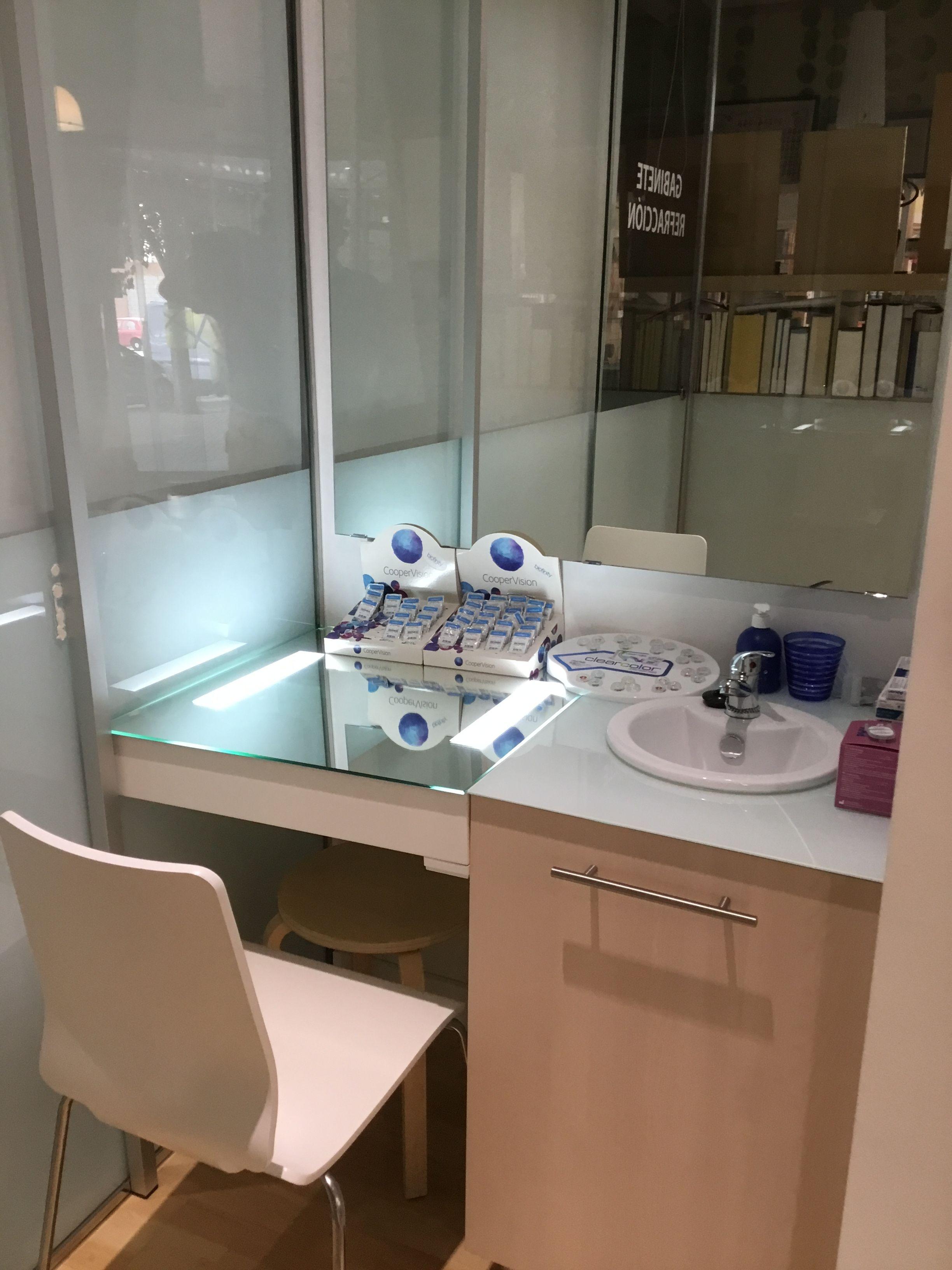 Farmacia con venta de lentes de contacto en Sevilla