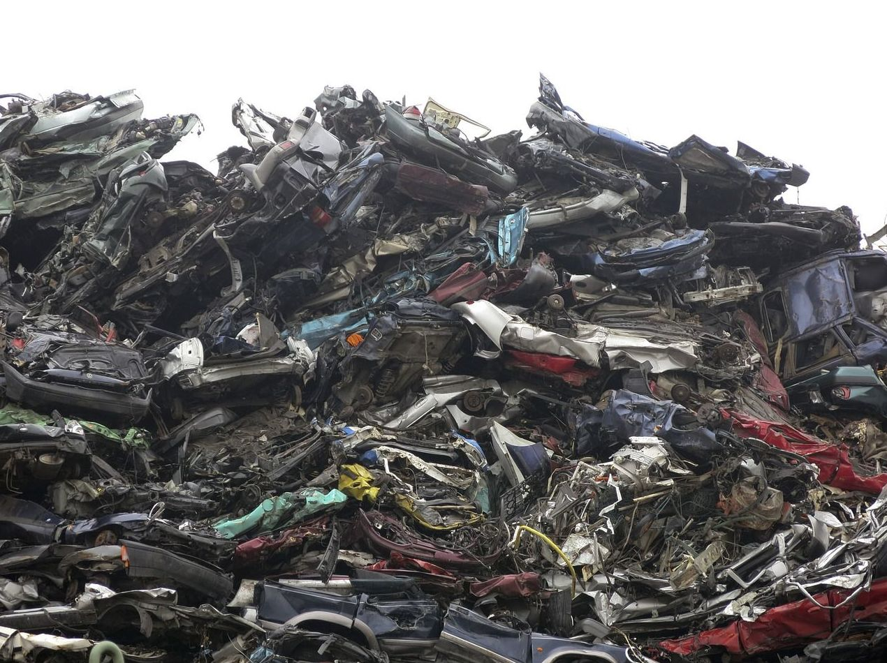 Reciclaje de metales en Barcelona