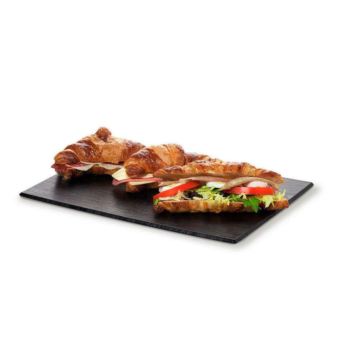 Croissants: Carta de Cafetería Bar El Parnaso