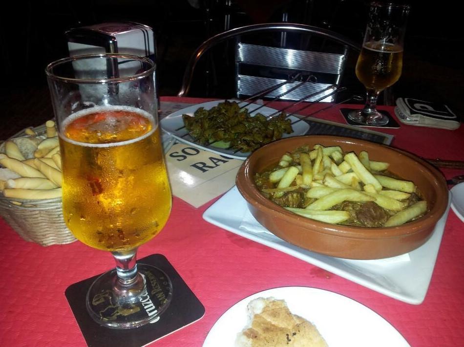 Bar de tapas en Melilla