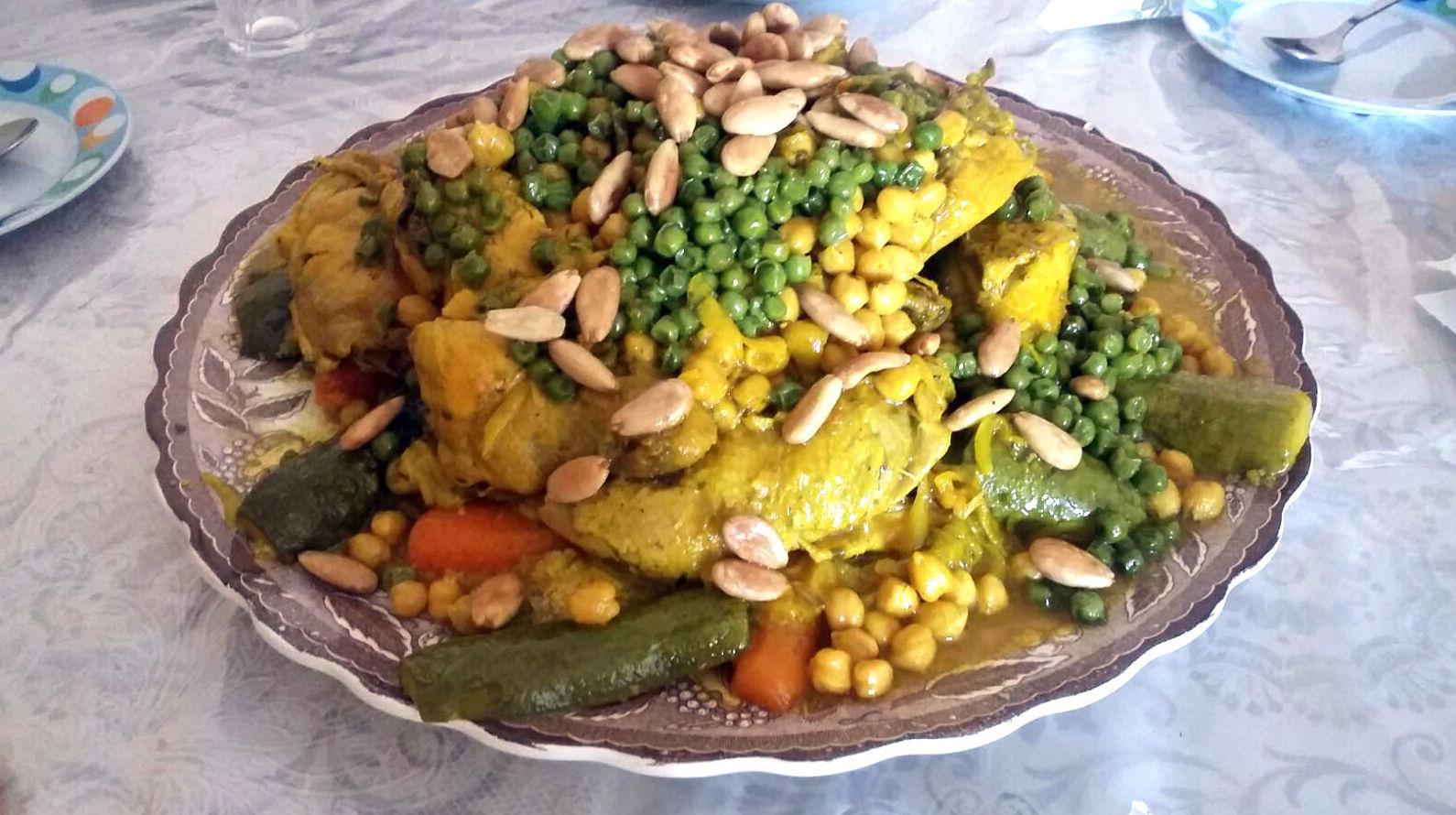 Cocina casera tradicional