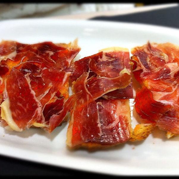 Tostadas: Carta de Cafetería Bar El Parnaso