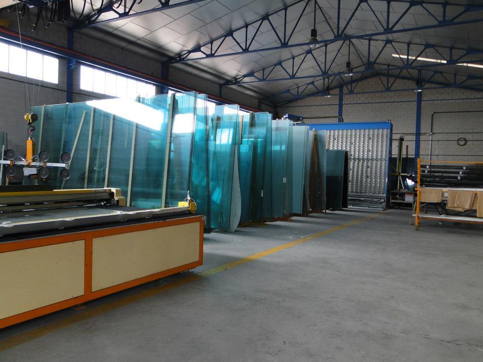 Fabricación vidrio de doble acristalamiento