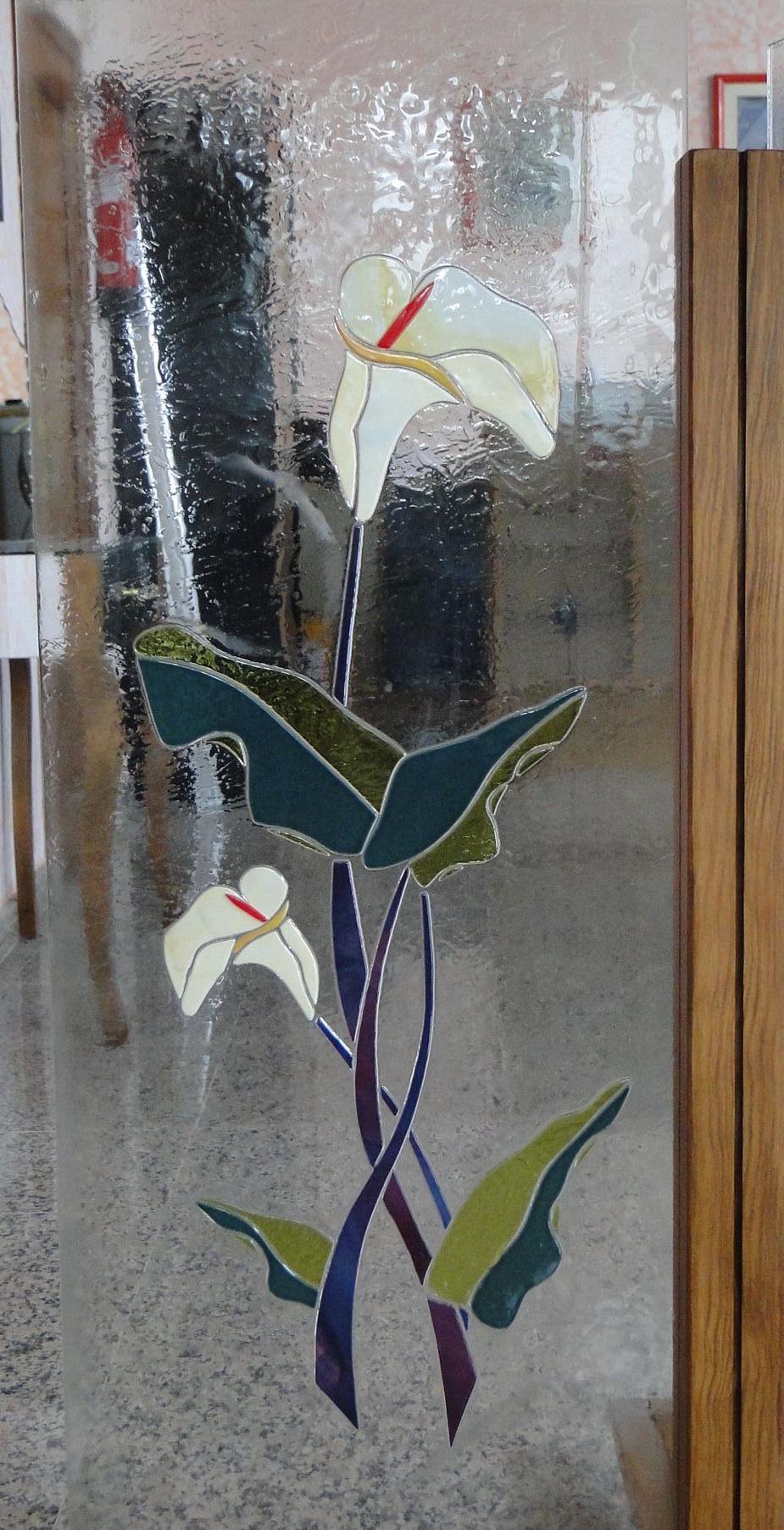 Vidrios puertas interiores productos y servicios de for Vidrios decorados para puertas interiores