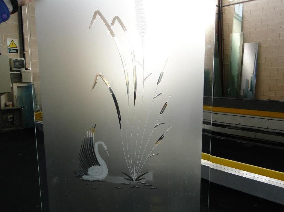 Tallados en vidrio