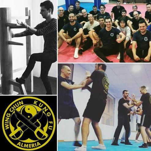 Clases de Wing Chun Kung Fu en Almería