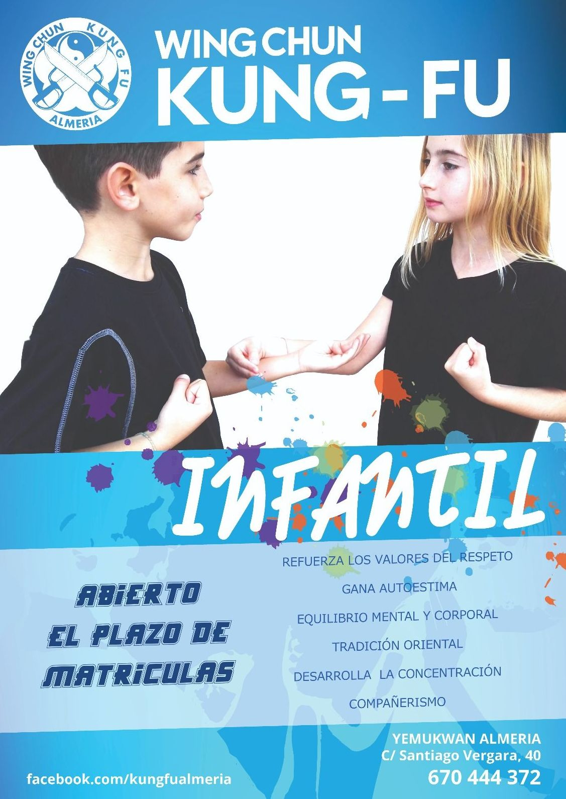 Foto 10 de Gimnasios en Almería | Yemukwan  Almería