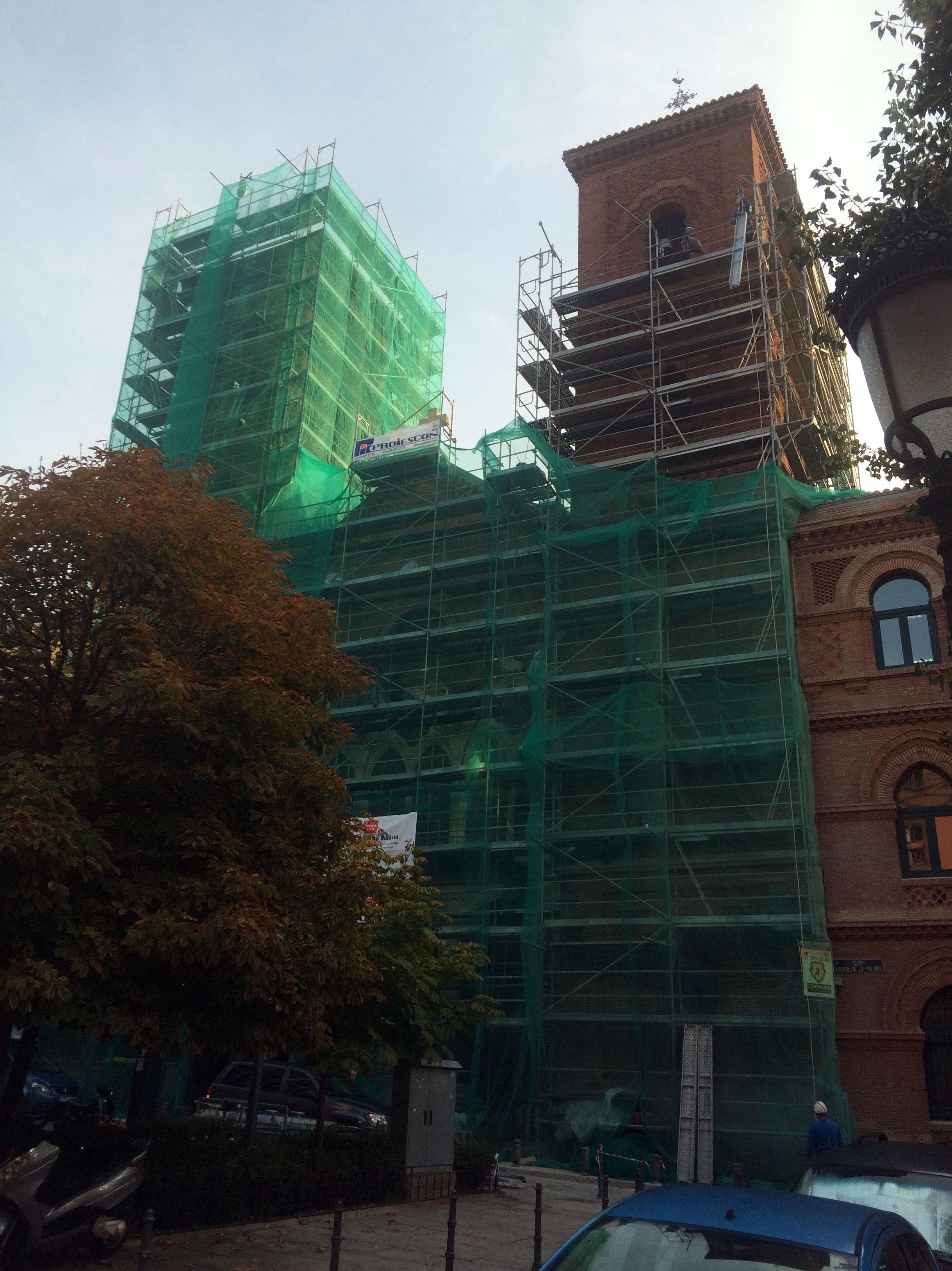 Patrimonial Inversiones Morcón en Madrid