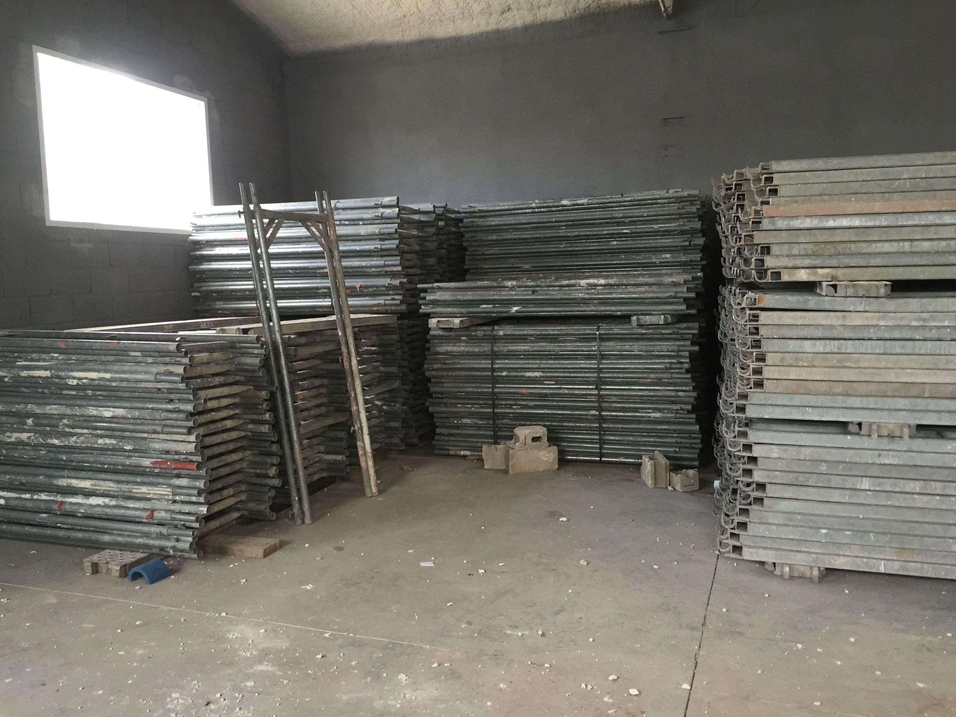 Material en Stock