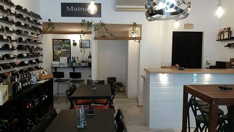 Tapas de diseño y vinos en Málaga