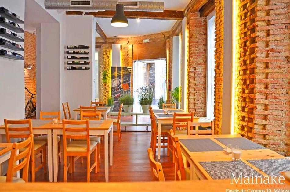 Foto 4 de Vinos y tapas gourmet en Málaga | Mainakê Casual Gastro