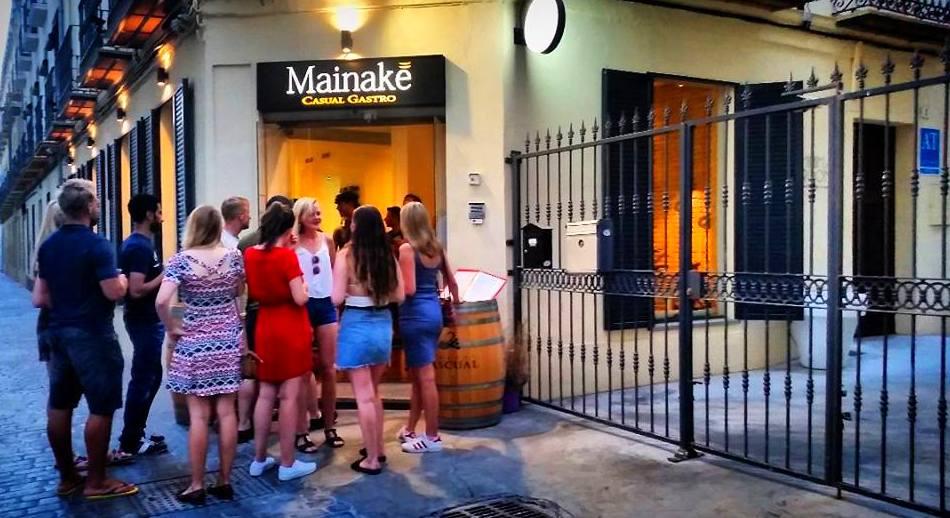 Foto 8 de Vinos y tapas gourmet en Málaga | Mainakê Casual Gastro