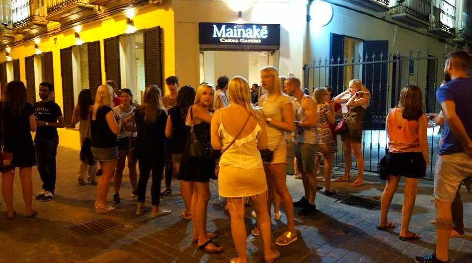 Foto 9 de Vinos y tapas gourmet en Málaga | Mainakê Casual Gastro