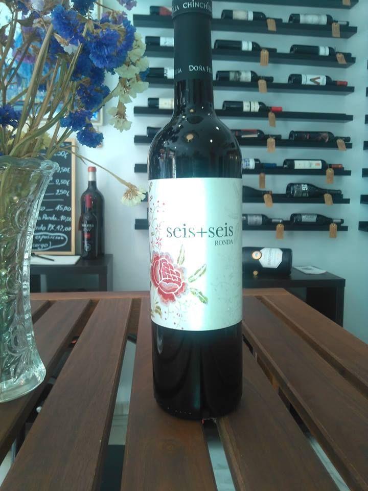 Vinoteca en Málaga. Cata de vinos