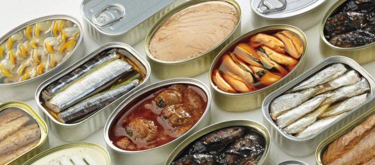 Conservas de pescado: Productos de Grupo Salcedo