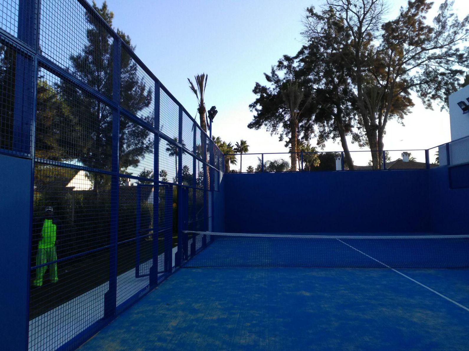 Instalaciones deportivas Sevilla