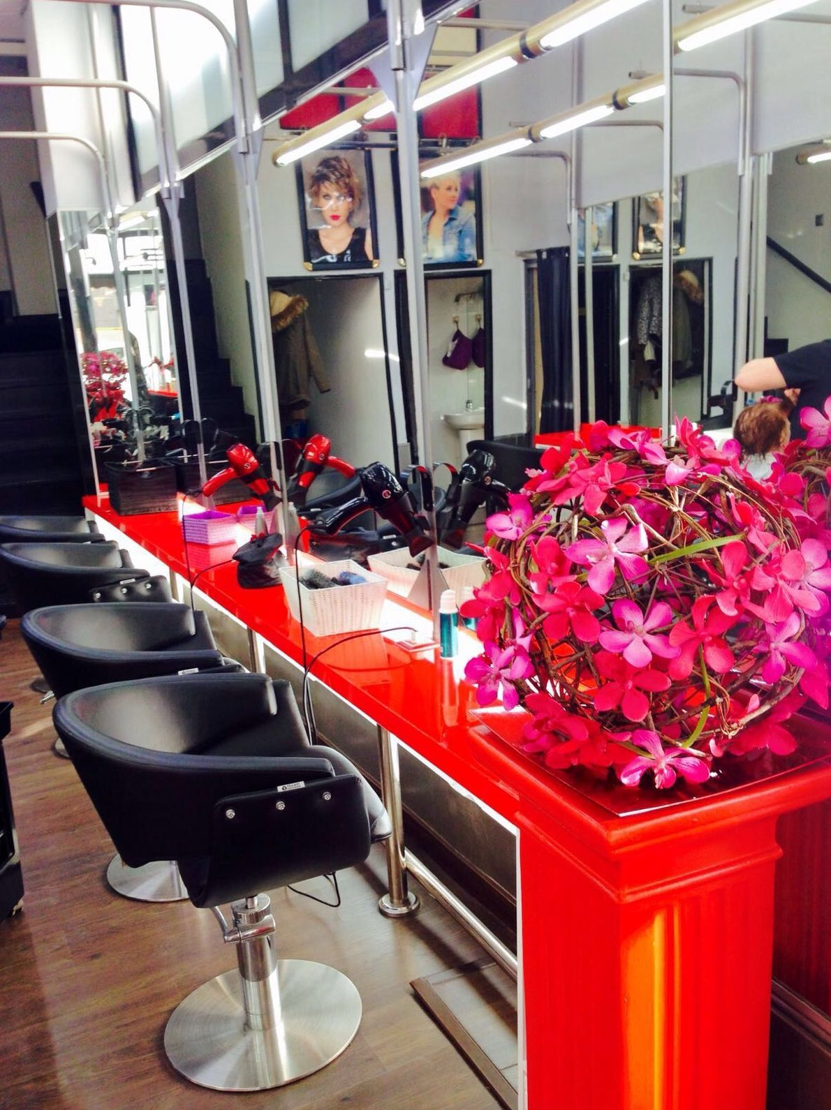 Centro de peluquería y belleza en Madrid