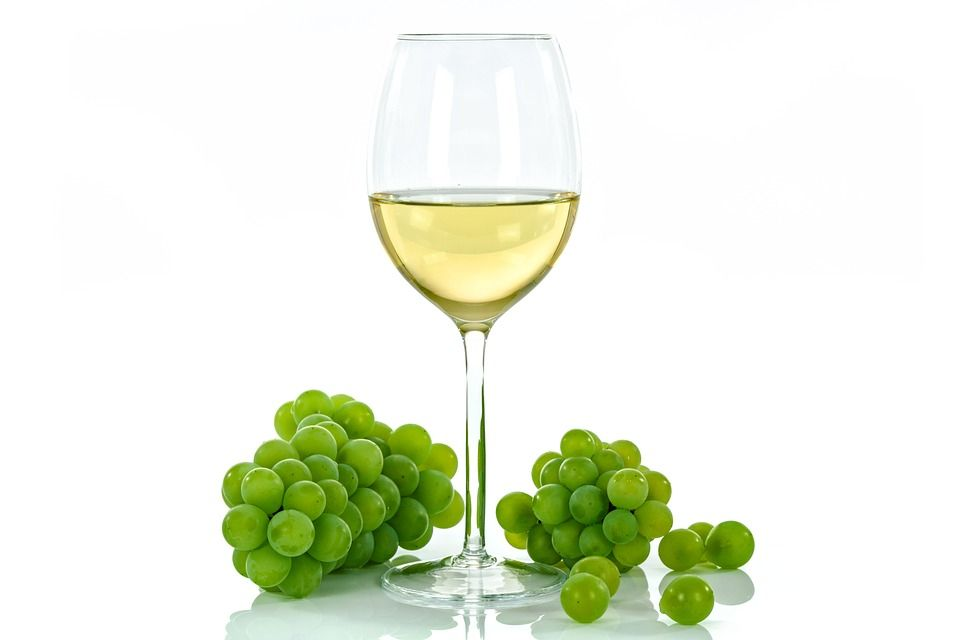 Botella vino blanco: Carta de Pantin Grill