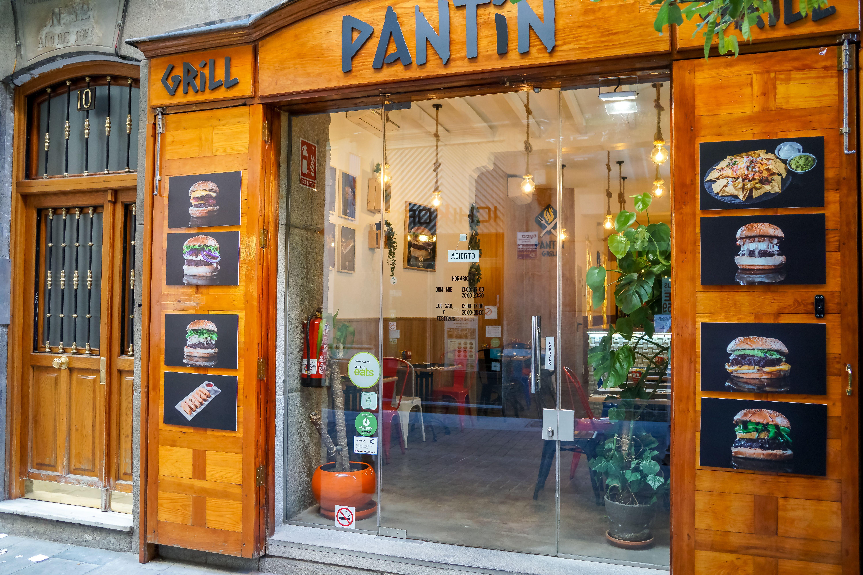 Vista exterior PANTIN GRILL