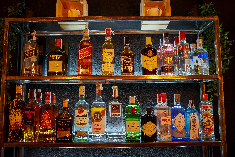 PANTIN GRILL bottle rack