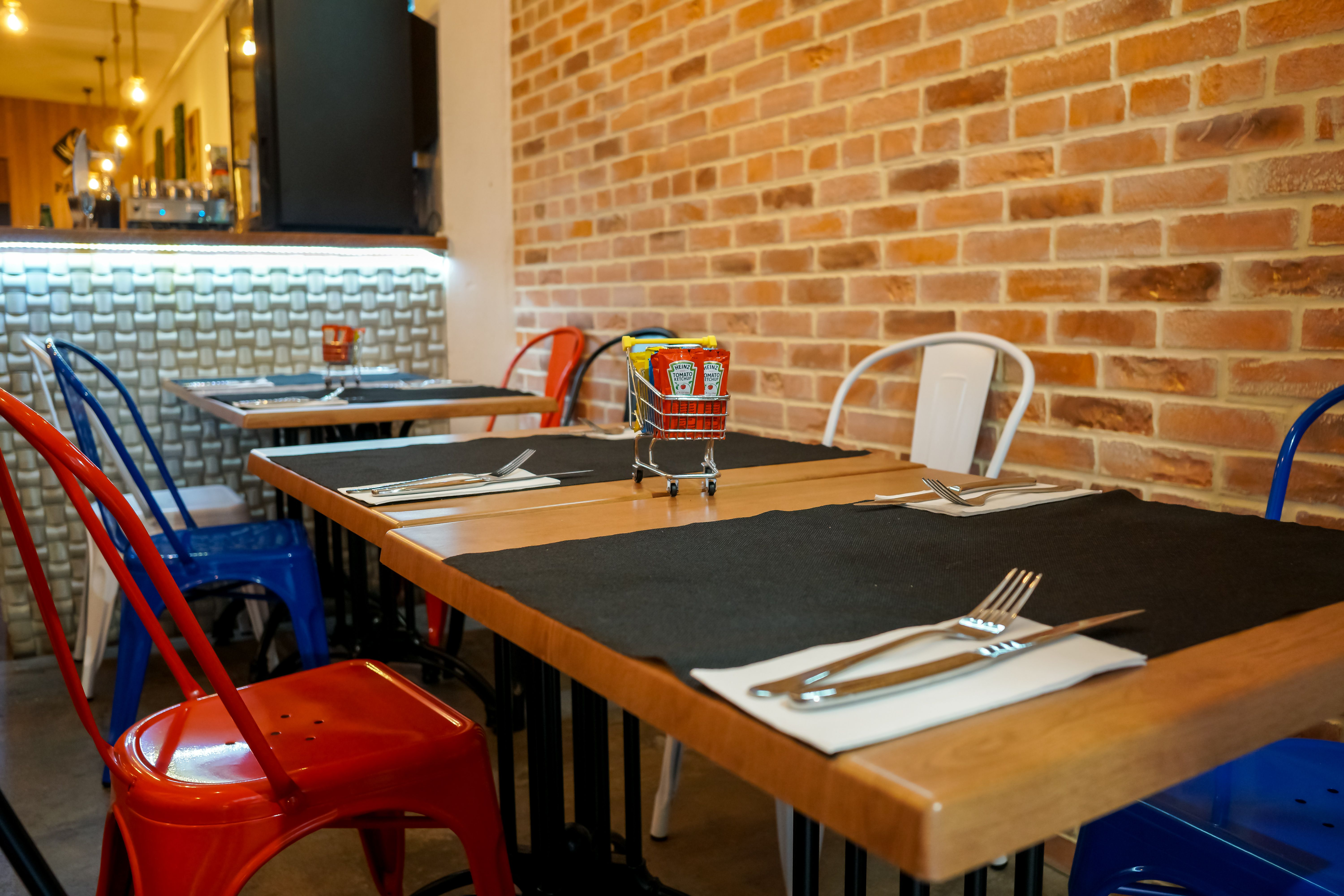 PANTIN GRILL tables