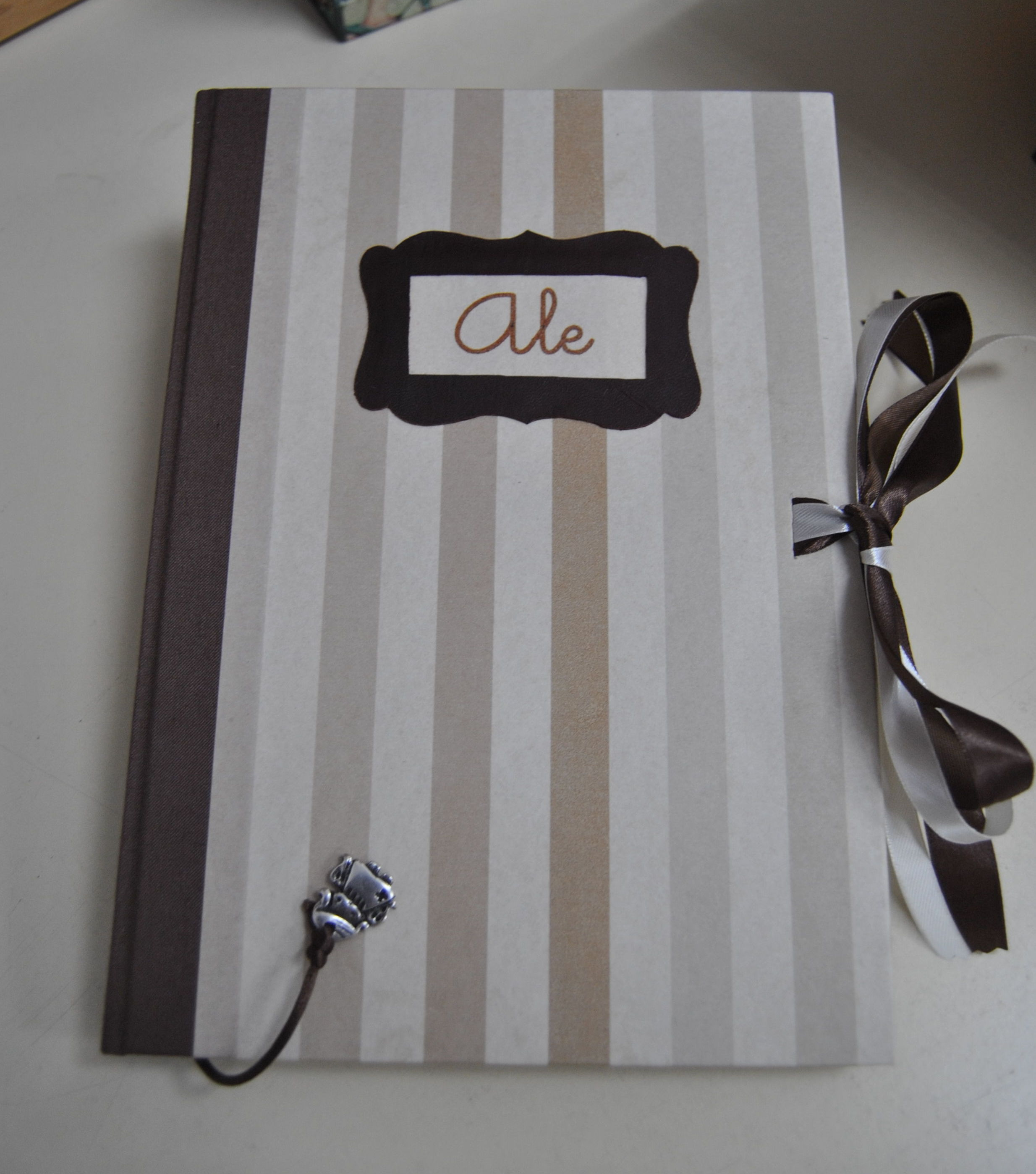 Libro personalizado para bebé