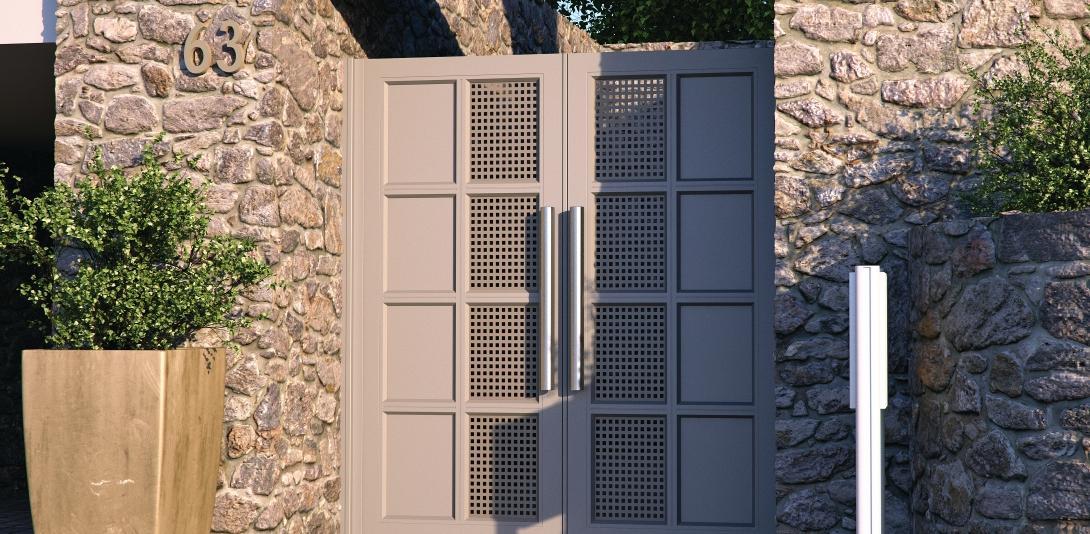 Foto 6 de Carpintería de aluminio, metálica y PVC en Pinto   Aluminco & Panel, S.L.