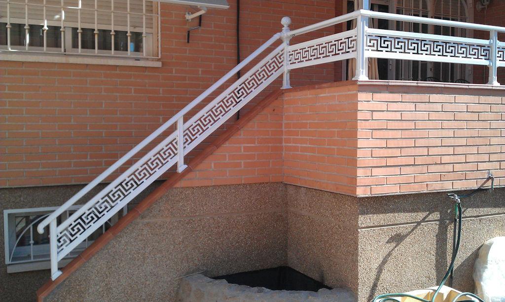 Foto 11 de Carpintería de aluminio, metálica y PVC en Pinto | Aluminco & Panel, S.L.